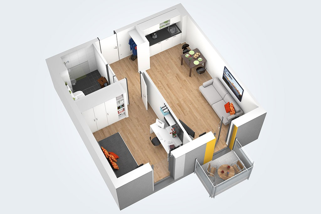Citi Apartments